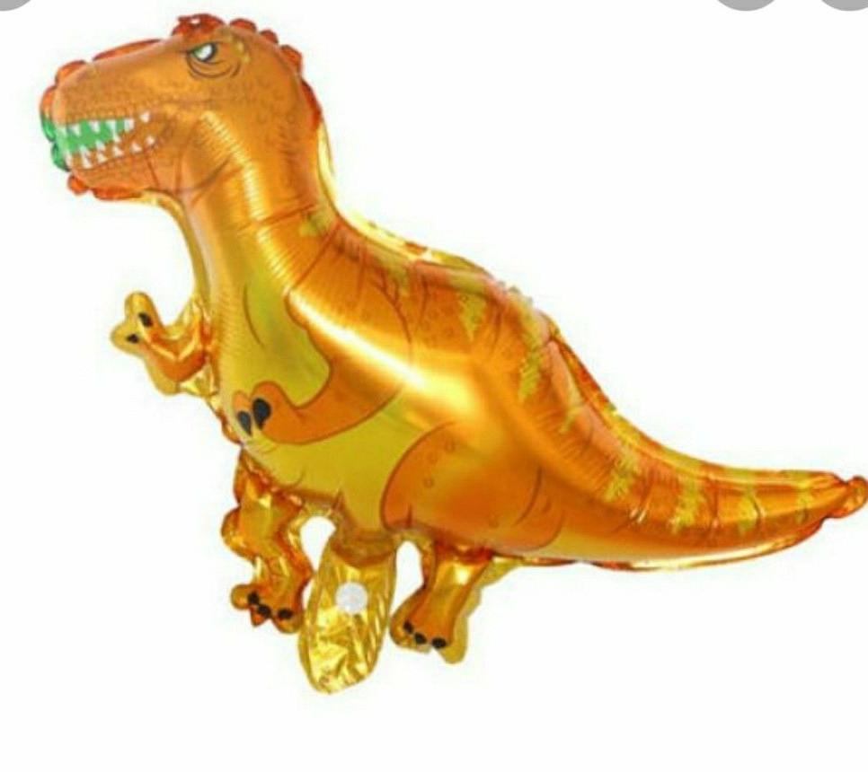 Фольгированный шар большая фигура Тиранозавр Рекс 110х60см Китай