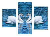 """Картина на подарок """"Лебеди"""""""