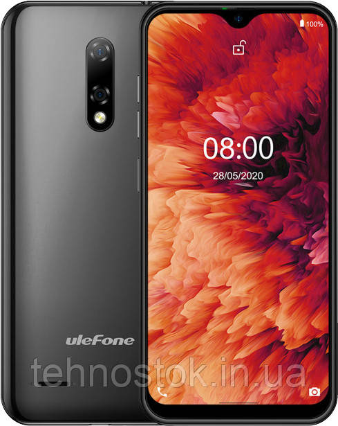 Смартфон Ulefone Note 8P 2/16Gb 4G Black Гарантия 3 месяца