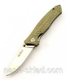 Складной нож из рукоятью Mikarta + клипса для ремня, мощный и практичный, эксклюзивные фото