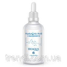 Увлажняющая сыворотка с гиалуроновой кислотой Bioaqua Hyaluronic Acid, 100 мл