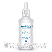 Зволожуюча сироватка з гіалуроновою кислотою Bioaqua Hyaluronic Acid, 100 мл
