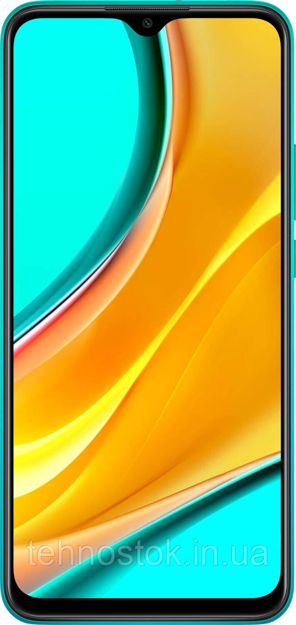 Xiaomi Redmi 9 4/64GB Green (no NFC) ЄВРОПА