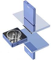 УМБ беспроводное зарядное MagSafe Power Bank JYD-PB14 10000mAh, голубое