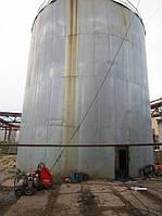 Зачистка емкостей и резервуаров от нефтепродуктов и кислот