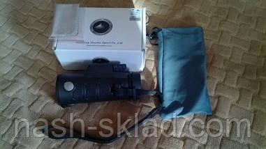 Монокуляр водонепроницаемый, для активных туристов и охотников 8x42 Shuntu