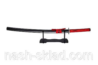 Катана элитная, самурайский меч, с чехлом и средством по уходу