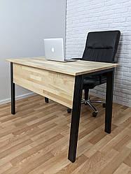 """Письменный стол из дерева """"№2"""" для офиса"""