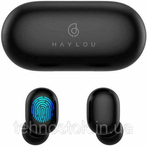 Наушники TWS Haylou GT1 Black (QT-HaylouGT1bk)