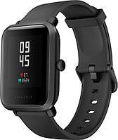 Часы Smart watch Xiaomi Amazfit Bip S Black UA UCRF Гарантия 12 месяцев