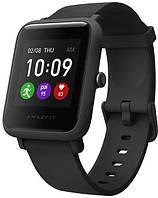Часы Smart watch Xiaomi Amazfit Bip S Lite Black UA UCRF Гарантия 12 месяцев