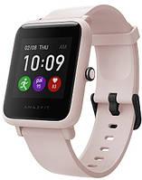 Часы Smart watch Xiaomi Amazfit Bip S Lite Pink UA UCRF Гарантия 12 месяцев
