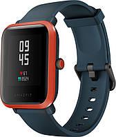 Часы Smart watch Xiaomi Amazfit Bip S Red Orange UA UCRF Гарантия 12 месяцев