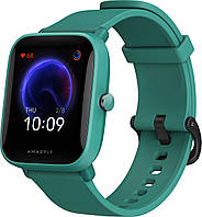 Часы Smart watch Xiaomi Amazfit Bip U Green UA UCRF Гарантия 12 месяцев
