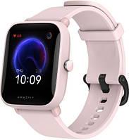 Часы Smart watch Xiaomi Amazfit Bip U Pink UA UCRF Гарантия 12 месяцев