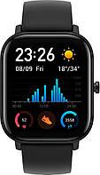 Часы Smart Watch Amazfit GTS Obsidian Black Гарантия 12 месяцев