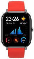 Часы Smart Watch Amazfit GTS Vermillion Orange Гарантия 12 месяцев
