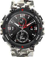 Часы Smart Watch Amazfit T-REX Camo Green UA UCRF Гарантия 12 месяцев