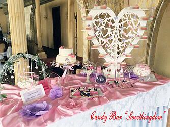 Свадебный Кэнди бар