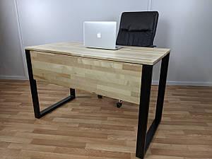 """Письменный стол из дерева """"№1"""" для офиса"""