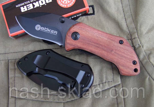 Нож  складной Boker DA 33, подарок парню, фото 2