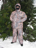 Зимний костюм для рыбалки и охоты, теплый и надежный,  -30с комфорт