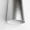 Фоамиран металлик 2 мм Серебро лист 60x70см