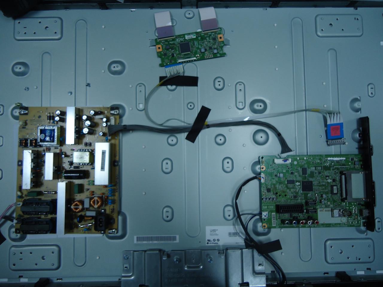 """Телевизор 42"""" LG 42CS460 на запчасти (6870C-0310C, EAX64910001 , EAX64648001 )"""