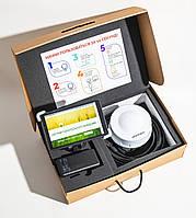 GPS АгроНавигатор Еfarm.pro,  Дисплей 8дюймов, точность 25 см.  Скидка+ ПОДАРОК