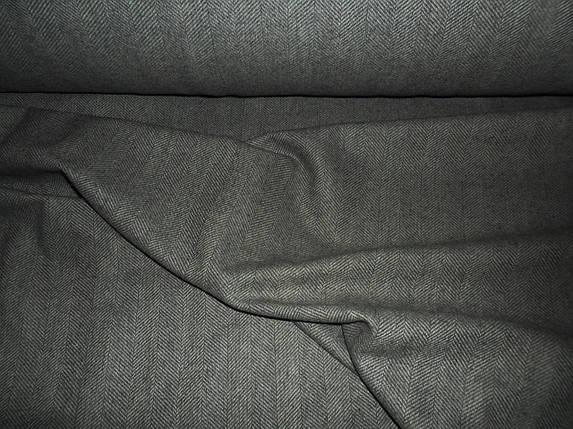 Кашемир елка серый, фото 2