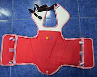 Защита груди и ключицы двухсторонняя (жилет)