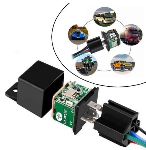 GPS-трекер MV730 для отслеживания авто, мото, грузовика c блокировкой двигателя/ Трекер Анти-кражи GSMлокатор