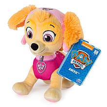 Щенячий патруль: м'яка іграшка - собака Скай (20 см)