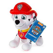 Щенячий патруль: м'яка іграшка - собака Маршал (20 см)