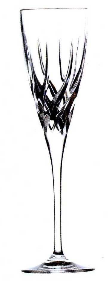 Набор бокалов для шампанского Trix