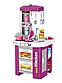 Дитяча ігрова кухня 922-49, звук, світло, тече вода, в коробці, на 49 предмета, фіолетова, фото 2