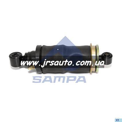 Амортизатор кабины, с пневмобаллоном / 020.270 / 81417226058 /