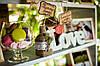 Свадебный Кенди бар Candy Bar стиль Прованс, фото 5