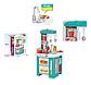 Детская игровая кухня 922-48, звук, свет, течет вода, в коробке, на 49 предмета, фото 2