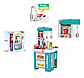 Дитяча ігрова кухня 922-48, звук, світло, тече вода, в коробці, на 49 предмета, фото 2