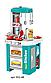 Дитяча ігрова кухня 922-48, звук, світло, тече вода, в коробці, на 49 предмета, фото 3