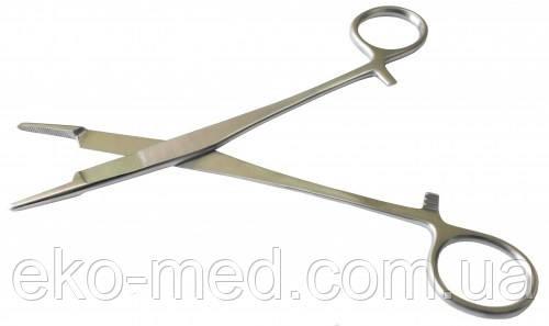 Иглодержатель - ножницы по Olsen-Hegar длина 16 см