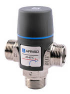 """AFRISO Термостатический смесительный клапан АТМ 361 (20-43˚С) DN20 G 1"""", фото 1"""
