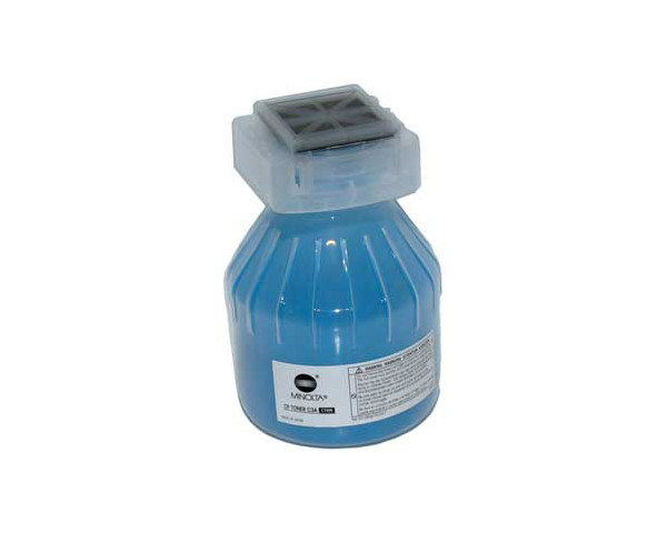 Тонер Cyan (голубой) CF1501/2001 на 10.000 копий, 5% заполнения*