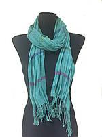 Бирюзовый шарф, фото 1