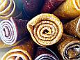 Пастила натуральная фруктовая Асорти 200г без сахара и красителей, домашняя Фруктово-ягодная пастила, фото 5