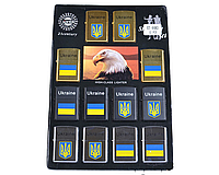 Зажигалка бензиновая Украина №4483
