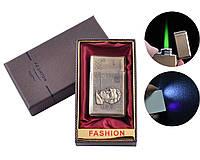 Зажигалка в подарочной коробке (Турбо пламя, Фонарик) №UA-13