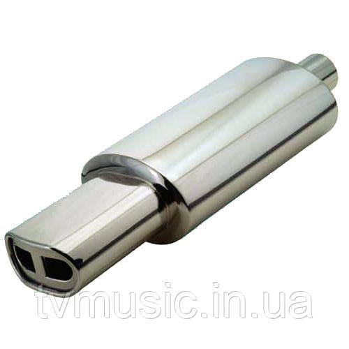 Прямоточный глушитель Vitol НГ-0679