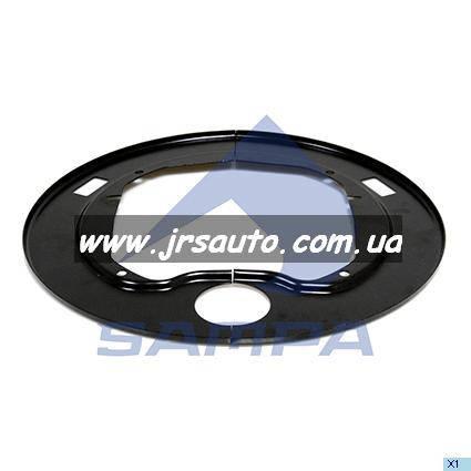 Щит тормозного механизма / 020.322 / 81501010201 /